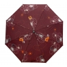 Automatyczna bardzo mocna parasolka Doppler, bordowa