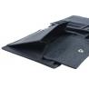 Męski portfel + pasek Pierre Cardin skórzany exclusiv zestaw prezentowy, granatowy