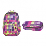 Zestaw szkolny Coolpack, Multicolor Shades