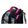 Tornister, plecak usztywniany Astra Head HD-274, kolorowe szlaczki