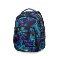 Młodzieżowy plecak szkolny CoolPack Break 30 l, Palms Tangle B24030