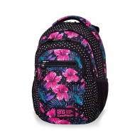 Plecak szkolny CoolPack College Tech 25L, Blossoms B36102