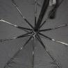 Automatyczna czarna parasolka pełny automat