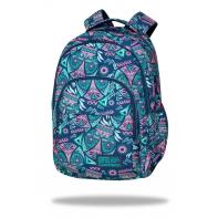 Młodzieżowy plecak szkolny CoolPack Basic Plus 24L Aztec Green C03190