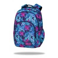 Młodzieżowy plecak szkolny CoolPack Basic Plus 24L Turquoise Jungle