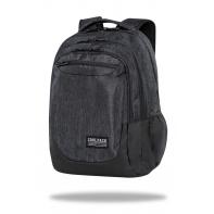 Młodzieżowy plecak szkolny 27 l CoolPack Soul Snow Black, C10164