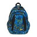 Trzykomorowy plecak szkolny St.Right 29 L, XD BP4