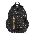 Trzykomorowy plecak szkolny St.Right 27 L, PRESTIGE BP6