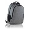 Plecak szkolny młodzieżowy Astra Head, MELANGE