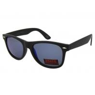 Okulary przeciwsłoneczne męskie POLARYZACYJNE UV 400, CZARNE