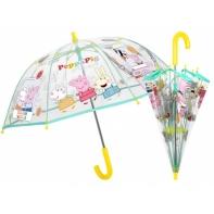 Głęboka parasolka dziecięca ŚWINKA PEPPA