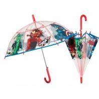 Głęboka AUTOMATYCZNA parasolka dziecięca ©MARVEL AVENGERS