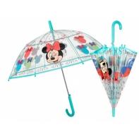 Głęboka AUTOMATYCZNA parasolka dziecięca ©Disney Myszka Minnie