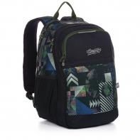Dwukomorowy plecak młodzieżowy Topgal RUBI 20034