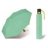 Automatyczna parasolka Benetton, miętowo-zielona