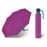 Automatyczna parasolka Benetton, fioletowo-niebieska