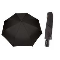 Automatyczna parasolka męska marki Parasol CZARNA