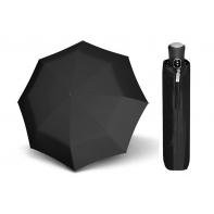 Mocna AUTOMATYCZNA parasolka męska Doppler Carbonsteel, CZARNA