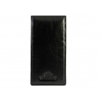 Etui na karty kredytowe Wittchen, kolekcja Italy 21-2-170, czarne