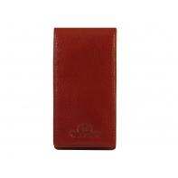 Etui na karty kredytowe Wittchen, kolekcja Italy 21-2-170, czerwone