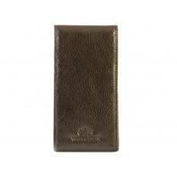 Etui na karty kredytowe Wittchen, kolekcja Italy 21-2-170, brązowe