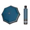 Wytrzymała AUTOMATYCZNA parasolka Doppler, NIEBIESKA Z LAMÓWKĄ