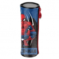 Piórnik jednokomorowy tuba Spiderman SPY-003, PASO