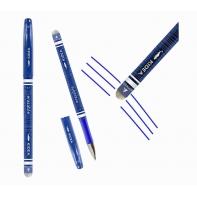 Długopis wymazywalny Kidea Derform niebieski 0,7 mm