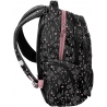Plecak szkolny trzykomorowy Paso Rose, PPGI21-2908