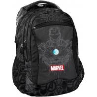 Plecak szkolny trzykomorowy Paso Marvel AIM-2808