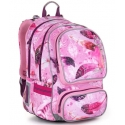 Plecak szkolny z brelokiem ALLY 20044 Topgal