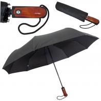Automatyczny parasol męski z prostą rączką BLUE RAIN RB-252