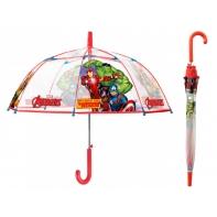Parasolka dziecięca przezroczysta Perletti - AVENGERS