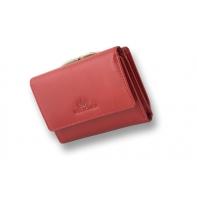 Czerwona portmonetka marki Wittchen 21-1-053, kolekcja Italy