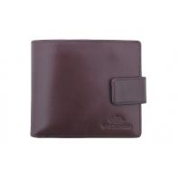 71b536cdfadc0 Klasyczny portfel Wittchen 21-1-270 z zamknięciem, kolekcja Italy, kolor  brązowy