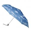 """Damska parasolka """"chmurka"""", mała, do torebki"""
