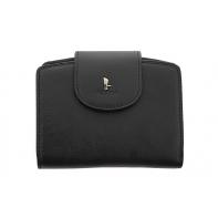 Damski portfel Puccini P25969 w kolorze czarnym