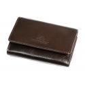 Brązowa portmonetka marki Wittchen 21-1-053, kolekcja Italy