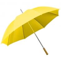 Damska parasolka w rozmiarze XL w kolorze cytrynowo żółtym