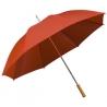 Damska parasolka w rozmiarze XL w kolorze pomarańczowym