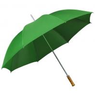 Damska parasolka w rozmiarze XL w kolorze jasno zielonym
