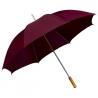 Damska parasolka w rozmiarze XL w kolorze bordowym