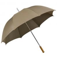 Damska parasolka w rozmiarze XL w kolorze beżowym